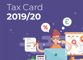 Download Our 2019-20 Tax Card